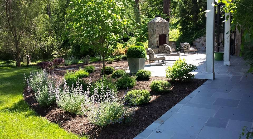 richmond va landscape designer gardens by monit llc